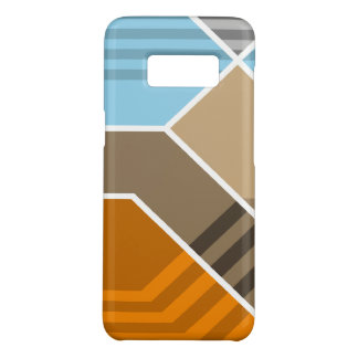 Capa Case-Mate Samsung Galaxy S8 Zona abstrata do Subduction