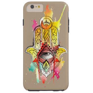 Capa Case-Mate Tough iPhone 6/6s Plus Hamsa