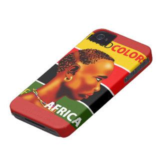 Capa Celular iPhone 4 Africa