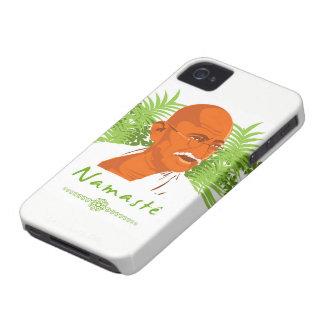 Capa Celular iPhone 4 Gandhi