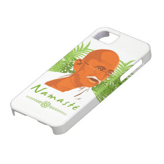 Capa Celular iPhone 5 Gandhi