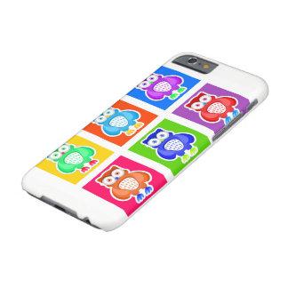 Capa Celular iPhone 6 Corujas