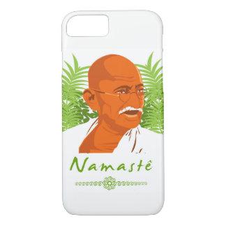 Capa Celular iPhone 7 Gandhi