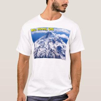 Capa da montagem camiseta