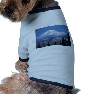 Capa da montagem, Oregon Camisa Para Cães