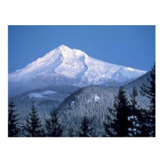 Capa da montagem, Oregon Cartão Postal