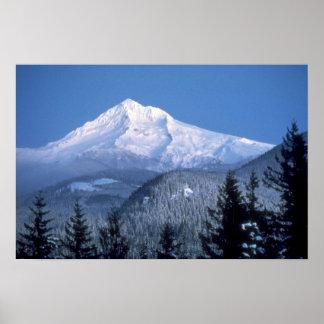 Capa da montagem, Oregon Posteres