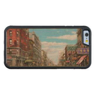 Capa De Bordo Bumper Para iPhone 6 Cidade - Memphis TN - alameda 1909 da rua