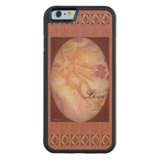 Capa De Bordo Bumper Para iPhone 6 Duende da rainha de Elven