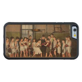 Capa De Bordo Bumper Para iPhone 6 Esporte - encaixotamento - punhos da fúria 1924