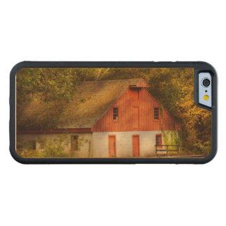 Capa De Bordo Bumper Para iPhone 6 País - celeiro - para fora ao pasto