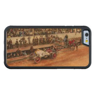 Capa De Bordo Bumper Para iPhone 6 Raça de carro - competindo para obter o gás 1908