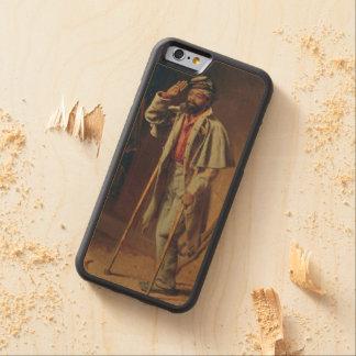 Capa De Bordo Bumper Para iPhone 6 Um bocado da história da guerra: O veterano por