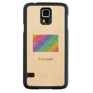 Capa De Bordo Para Galaxy S5 Colorado