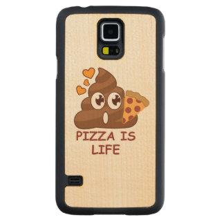 Capa De Bordo Para Galaxy S5 Vida do tombadilho da pizza