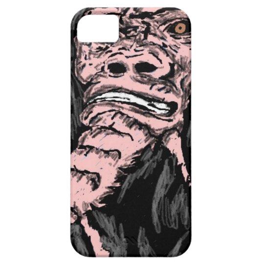 Capa de Celular Personalizada iPhone - Macaco