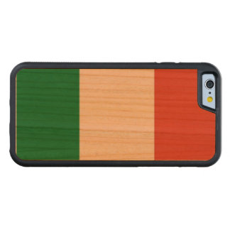 Capa De Cerejeira Bumper Para iPhone 6 bandeira italiana
