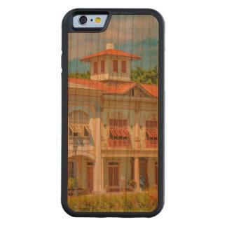 Capa De Cerejeira Bumper Para iPhone 6 Construções históricas, Parque Historico,