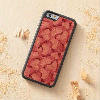 Capa De Cerejeira Bumper Para iPhone 6 Coração