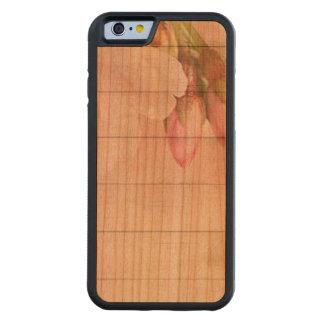 Capa De Cerejeira Bumper Para iPhone 6 Flor de cerejeira