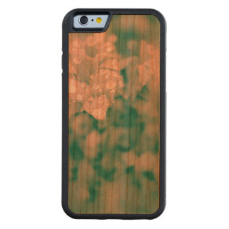 Capa De Cerejeira Bumper Para iPhone 6 Floral surreal