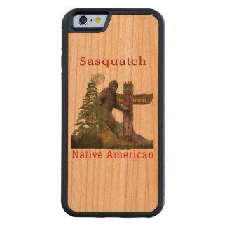 Capa De Cerejeira Bumper Para iPhone 6 produtos do sasquatch