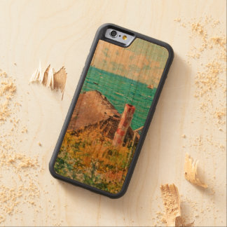 Capa De Cerejeira Para iPhone 6 Claude Monet a cabine em belas artes do
