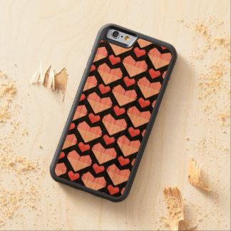 Capa De Cerejeira Para iPhone 6 Coração