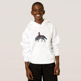 Capa de equitação vermelha
