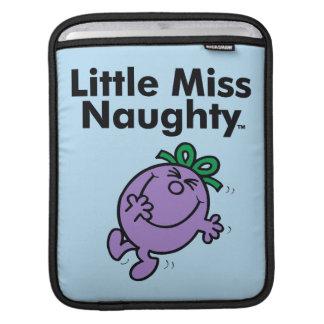 Capa De iPad A senhorita pequena pequena Impertinente da