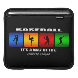Capa De iPad Basebol legal