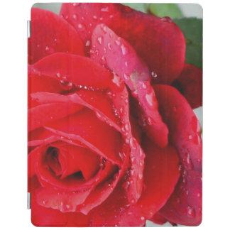 Capa de ipad cor-de-rosa