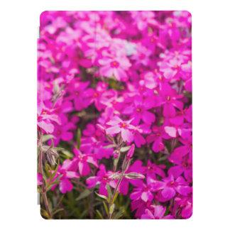 Capa de ipad cor-de-rosa do Phlox de musgo