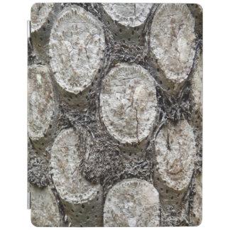 Capa de ipad da árvore da samambaia de prata