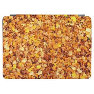 Capa de ipad das folhas de outono