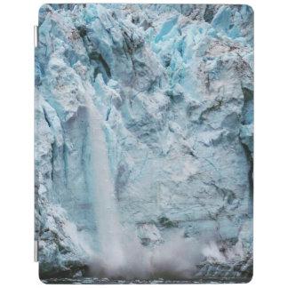 Capa de ipad de queda do gelo