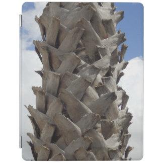 Capa de ipad desgrenhado da palmeira