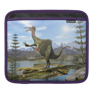 Capa De iPad Dinossauro do Deinocheirus - 3D rendem