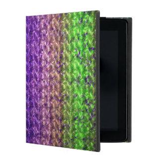 Capa de ipad do Crochet Capa iPad