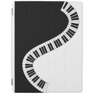 Capa de ipad do Musical do piano