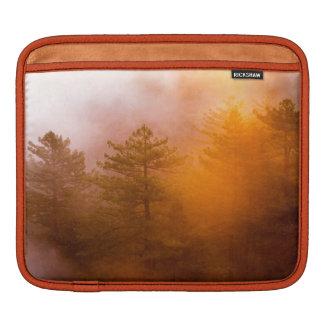 Capa De iPad Floresta dourada da corriola