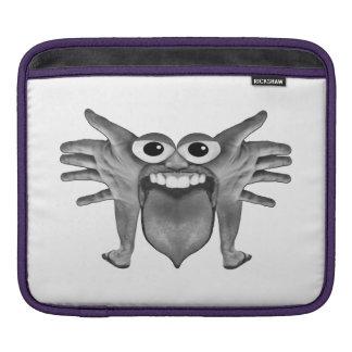 Capa De iPad Ilustração do monstro da parte do corpo