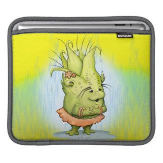 Capa De iPad iPad ESTRANGEIRO H dos DESENHOS ANIMADOS de