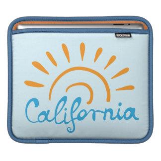 Capa De iPad Logotipo ensolarado de Califórnia