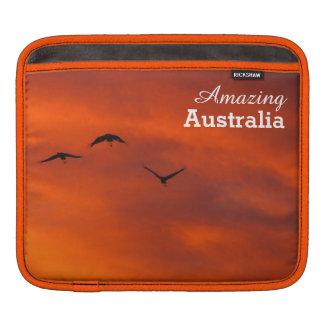 Capa De iPad Luva de surpresa de Austrália IPad