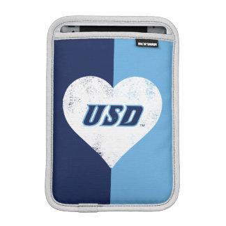 Capa De iPad Mini Coração do vintage de USD