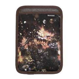 Capa De iPad Mini flores abstratas do fractal do design