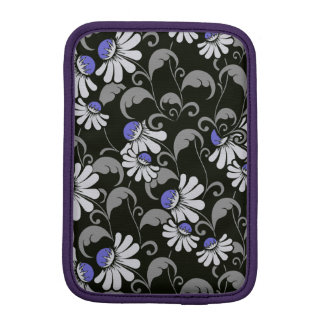 Capa De iPad Mini floresce luva do rickshaw do iPad a mini