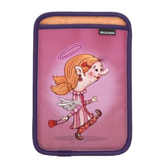 Capa De iPad Mini iPad dos DESENHOS ANIMADOS do ANJO de LULU mini