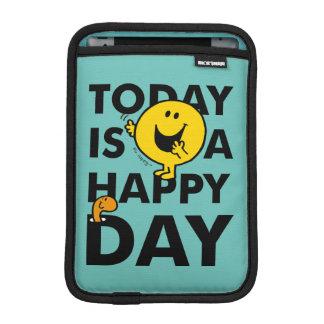 Capa De iPad Mini O Sr. Feliz | é hoje um dia feliz